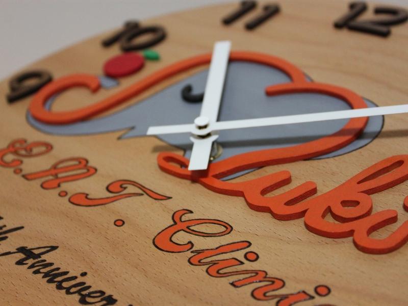 開院5周年記念の時計02